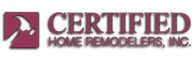 Certified Home Remodelers Logo